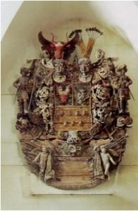 Piiskopi eluruumi sein