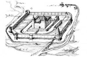 K. Aluve rekonstruktsioon 16. saj. kp.
