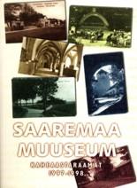 Saaremaa Muuseumi kaheaastaraamat 1997-1998